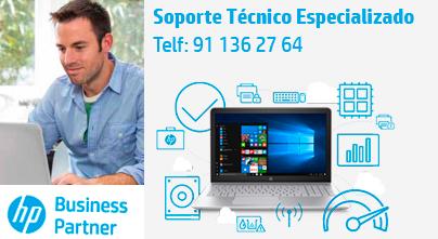 Servicio Técnico Hp Madrid